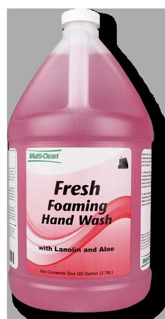 FreshFoamingHandWash