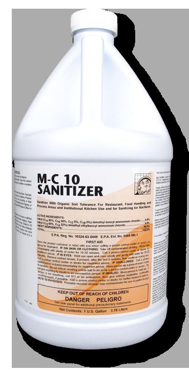 MC10Sanitizer