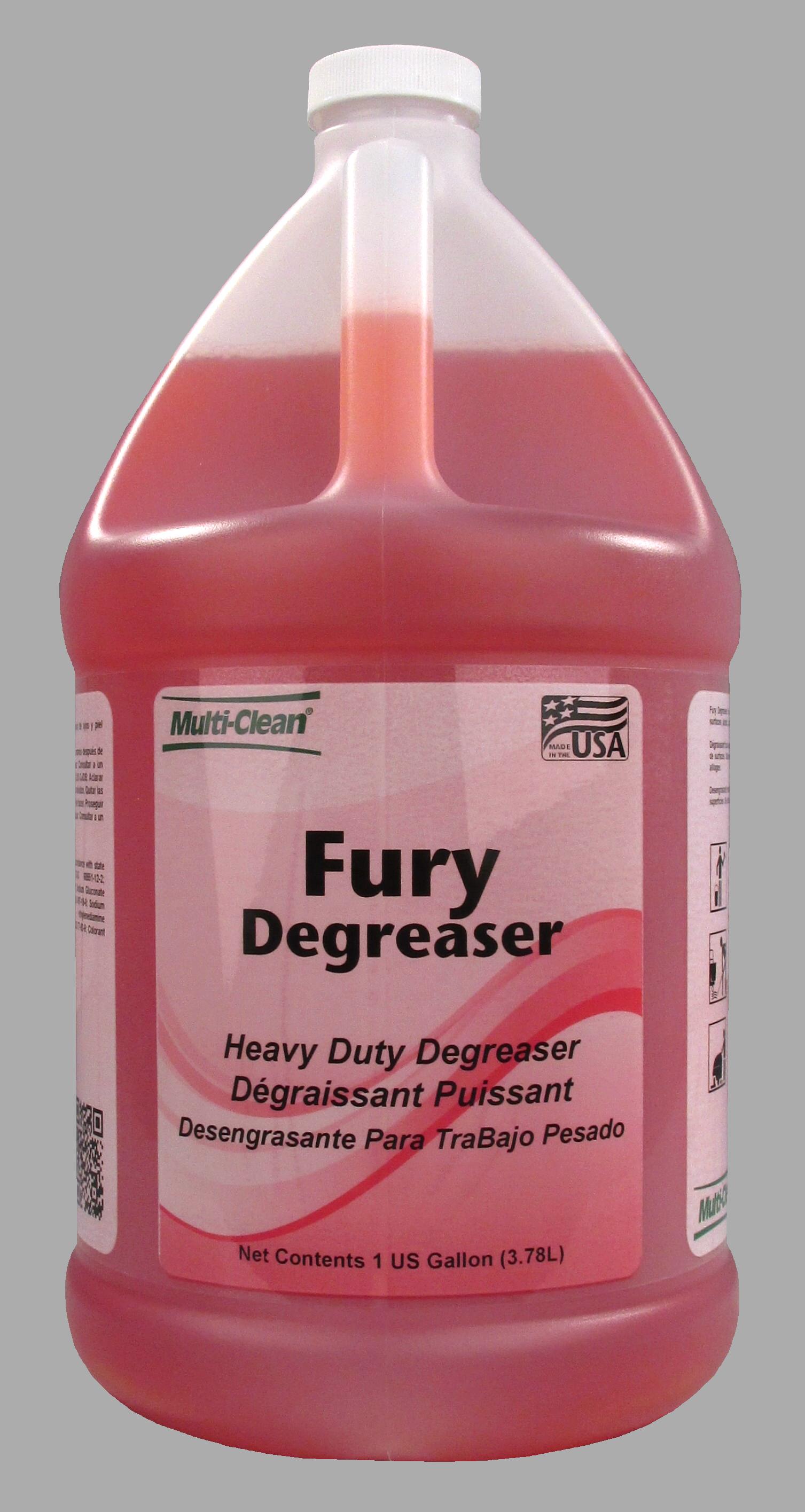 Fury Degreaser